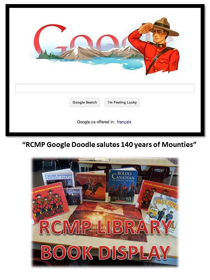 RCMP 140 years