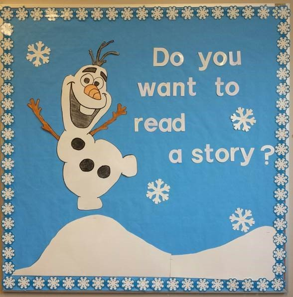 Olaf Do you want to read a story