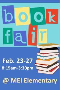 Book Fair 2015 February