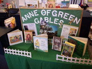 March 2015 Anne of Green Gables Dorothy & Nila display